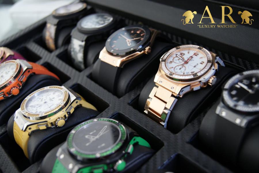 Compra Venta de relojes de primeras marcas en Sevilla, luxury watches, Relojeria AR